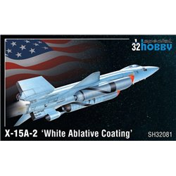 SPECIAL HOBBY SH32081 1/32 X-15A-2 White Ablative Coating