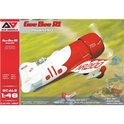 A&A MODELS 4807 1/48 Gee Bee R1 ( 1933 version) racing aircraft