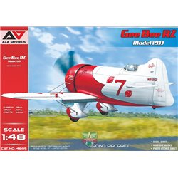 A&A MODELS 4805 1/48 Gee Bee R2 ( 1933 version) racing aircraft