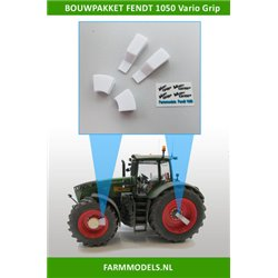 FARMMODELS 20043 1/32 Vario Grip Fendt 1050 + stickerset Vario Grip