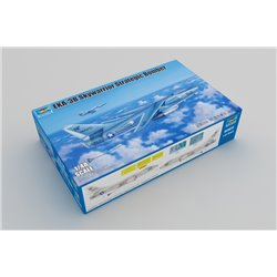 TRUMPETER 02872 1/48 EKA-3B Skywarrior Strategic Bomber