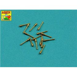 ABER 35 P-25 1/35 German Stielhamdgranate 24 (15 pcs.)