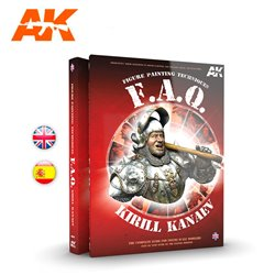 AK INTERACTIVE AK630 FIGURES F.A.Q. – FIGURE PAINTING TECHNIQUES – THE COMPLETE GUIDE FOR FIGURE SCALE MODELERS (English)
