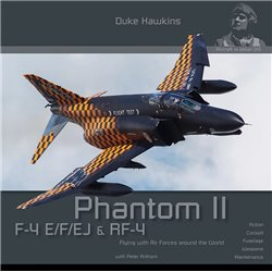 HMH Publications 015 Duke Hawkins F-4 E/F/EJ & RF-4 Phantom II