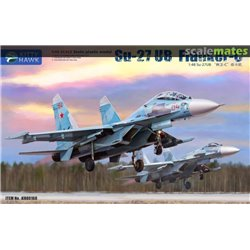 KITTY HAWK KH80168 1/48 Su-27UB Flanker-C