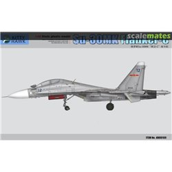 KITTY HAWK KH80169 1/48 Su-30MK Flanker-C