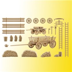 VOLLMER 43699 1/87 Deco-set Farm