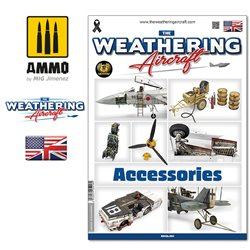 AMMO BY MIG A.MIG-5218 The Weathering Aircraft Issue 18. ACCESSORIES (English)