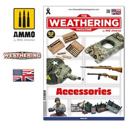 AMMO BY MIG A.MIG-4531 The Weathering Magazine Issue 32: ACCESSORIES (English)