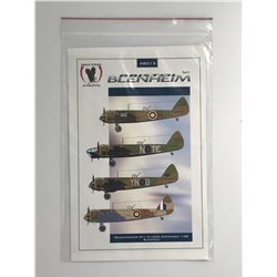 EAGLE STRIKE 48015 1/48 Bristol Blenheim Part 2