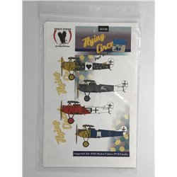 EAGLE STRIKE 48188 1/48 Fokker D.VII Flying Circus - Part V