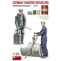 MINIART 35348 1/35 German Tankers Refueling