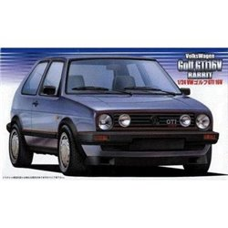 FUJIMI 12498 1/24 Volkswagen Golf GTI 16V Rabbit