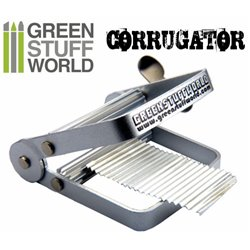 GREEN STUFF WORLD GSW1351 Corrugatot Tools