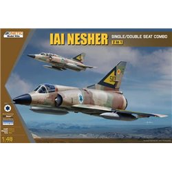 KINETIC K48056 1/48 IAI NESHER