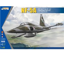 KINETIC K48110 1/48 NF-5A FREEDOM FIGHTER II (EUROPE EDITION) NL+N