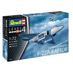 REVELL 03858 1/72 F-22A