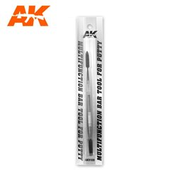 AK INTERACTIVE AK9169 MULTIFUNCTION BAR TOOL FOR PUTTY