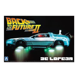 AOSHIMA 05917 1/24 Back to the Future II DeLorean