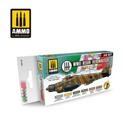 AMMO BY MIG A.MIG-7237 WWII Regia Aeronautica – Early Colors