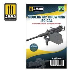 AMMO BY MIG A.MIG-8099 1/35 MODERN M2 Browning .50 cal