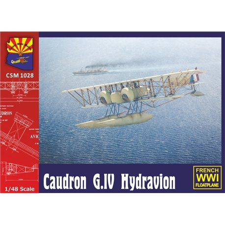 COPPER STATE MODEL 01028 1/48 Caudron G.IV