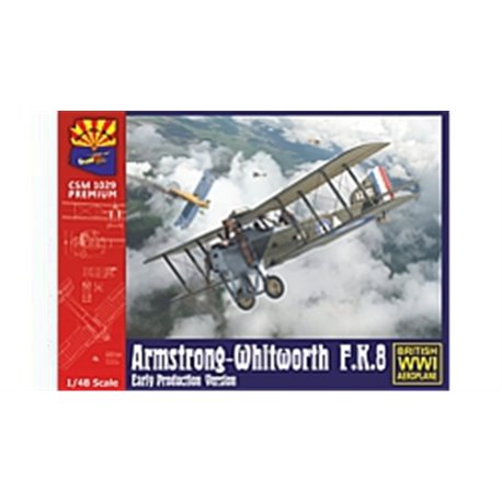 COPPER STATE MODEL 01029 1/48 Armstrong-Whitworth F.K.8