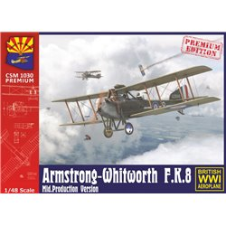 COPPER STATE MODEL 01030 1/48 Armstrong-Whitworth F.K.8