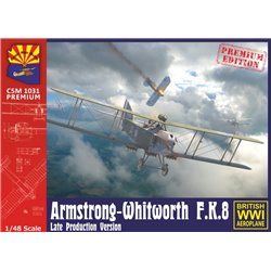 COPPER STATE MODEL 01031 1/48 Armstrong-Whitworth F.K.8