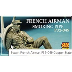 COPPER STATE MODEL F32049 1/32 French Airman