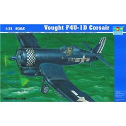 TRUMPETER 02221 1/32 Vought F4U-1D Corsair