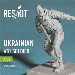 RESKIT RSF35-0001 1/35 ATO soldier