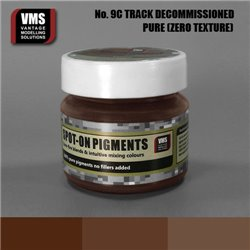 VMS VMS.SO.No9cZT Spot-on Pigments No. 09c Track Brown Decommissioned 45ml