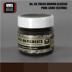 VMS VMS.SO.No9aZT Spot-on Pigments No. 09a Track Brown Classic 45ml