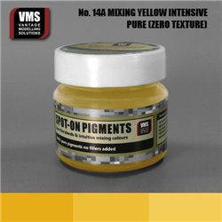 VMS VMS.SO.No14aZT Spot-on Pigments No. 14a Mixing Yellow Intensive 45ml