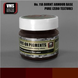 VMS VMS.SO.No11aZT Spot-on Pigments No. 11a Burnt Armour Purple Base 45ml
