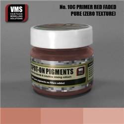 VMS VMS.SO.No10cZT Spot-on Pigments No. 10c Primer Red RAL 3009 Faded 45ml