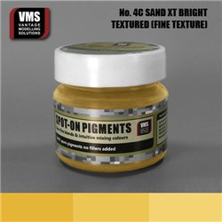 VMS VMS.SO.No4cFT Spot-on Pigments No. 04c FINE Extra Bright Sand 45ml