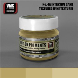 VMS VMS.SO.No4aFT Spot-on Pigments No. 04a FINE Intensive Sand 45ml