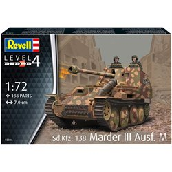REVELL 03316 1/72 Sd.Kfz. 138 Marder III Ausf. M