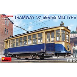 "MINIART 38026 1/35 Tramway ""X"" Series"