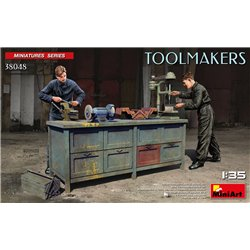 MINIART 38048 1/35 Toolmakers