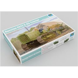 TRUMPETER 05538 1/35 Russian ChTZ S-65 Tractor