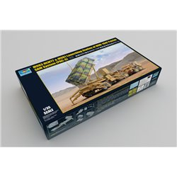 TRUMPETER 01037 1/35 M983 HEMTT & M901 Launching Station oMIM -104F Patriot SAM System(PAC-3)