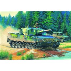 HOBBY BOSS 82401 1/35 German Leopard 2 A4 tank