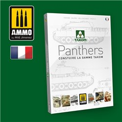 AMMO BY MIG A.MIG-6272 Panthers – Construire la Gamme TAKOM (Français)