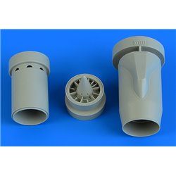 AIRES 2234 1/32 A-4 Skyhawk IDF exhaust nozzle f.Trumpeter