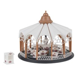 FALLER 140335 1/87 Dog rose coffee cups Carousel