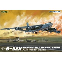 GREAT WALL HOBBY L1008 1/144 B-52H Stratofortress Strategic Bomber