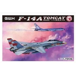 GREAT WALL HOBBY L7206 1/72 F-14A Tomcat